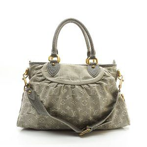 Auth Louis Vuitton Neo Cabby Mm #13068L32